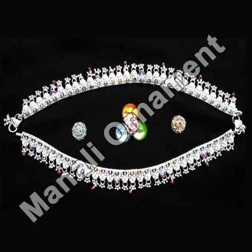 Jaipuri payal for women indian jewellery online for East indian jewelry online