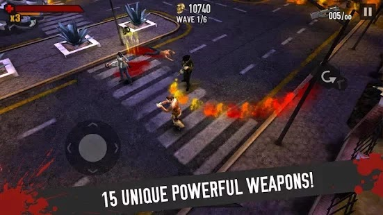 Redeemer: Mayhem v1.1 Apk Android
