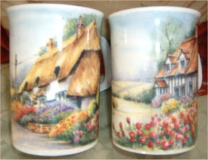My Paintings @Royal Doulton,Copyright@ RD