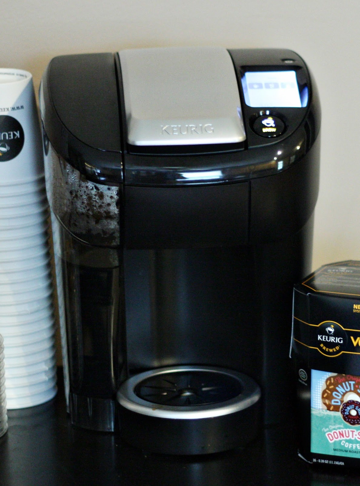 The Fast Lane Introducing The Keurig Vue V500