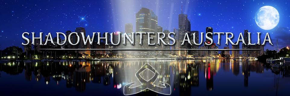 Shadowhunters Australia