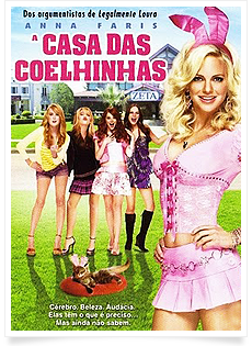A%2BCasa%2Bdas%2BCoelhinhas A Casa das Coelhinhas   DVDRip   Dual udio