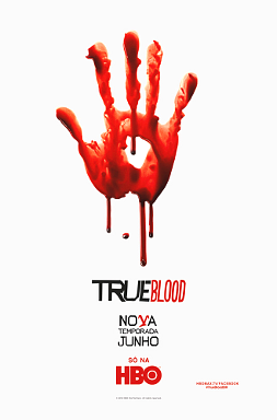 Serie Poster True Blood S05E01 HDTV XviD & RMVB Dublado