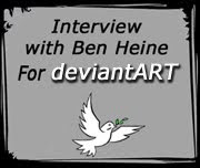Interview with artist Ben Heine for deviantART