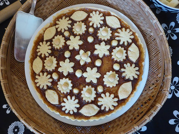 Crostata superfondente