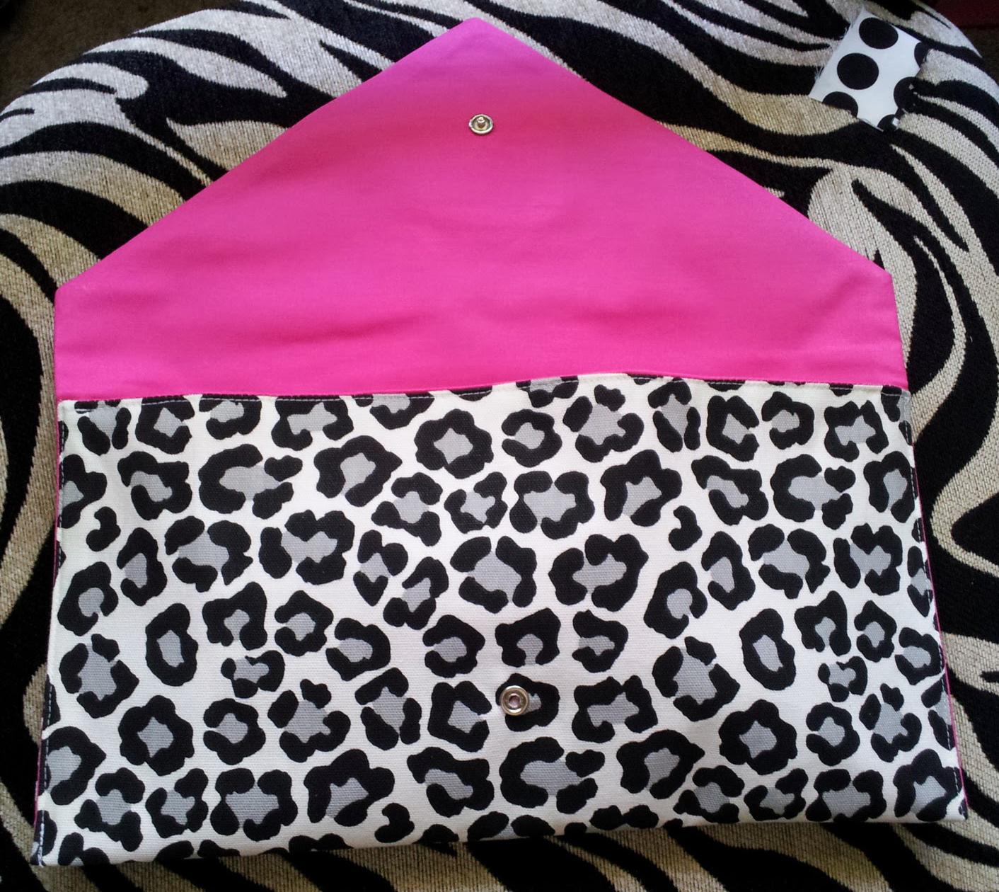 Rhianna's Studio DIY Clutch Bags
