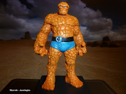 Coleção Marvel Figurine Nº 04