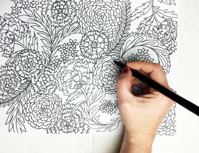 Start a sketching routine alisaburke bloglovin for Hard stuff to draw