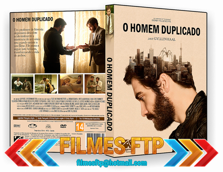 O Homem Duplicado DVD-R OFICIAL 2014