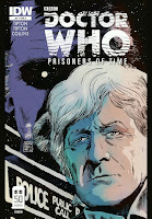 Doctor Who: Prisoners of Time #3 Cover