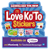 Express your 'Love Ko 'To' Moments with the new McDonald's Sticker Pack for Viber