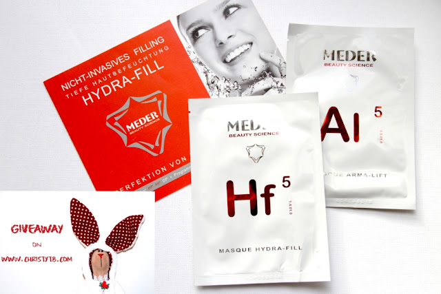 #хочуподарок_christytbcom XI Meder Beauty Science 2 cаше масок для лица (Hf5, Al5)