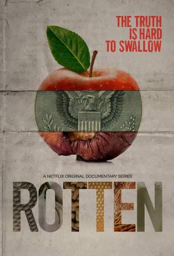 Rotten 1ª Temporada Torrent - WEBRip 720p Dual Áudio