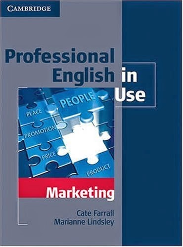 книга для изучения английского для маркетолога