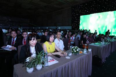 Hơn 1.000 người đến tham dự sự kiện ra mắt căn hộ The Park.