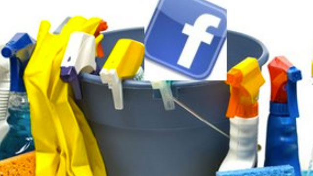 Clean Your Facebook Profile
