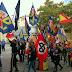 Els @mossoscat portaran a la justícia els discursos feixistes del 12-O