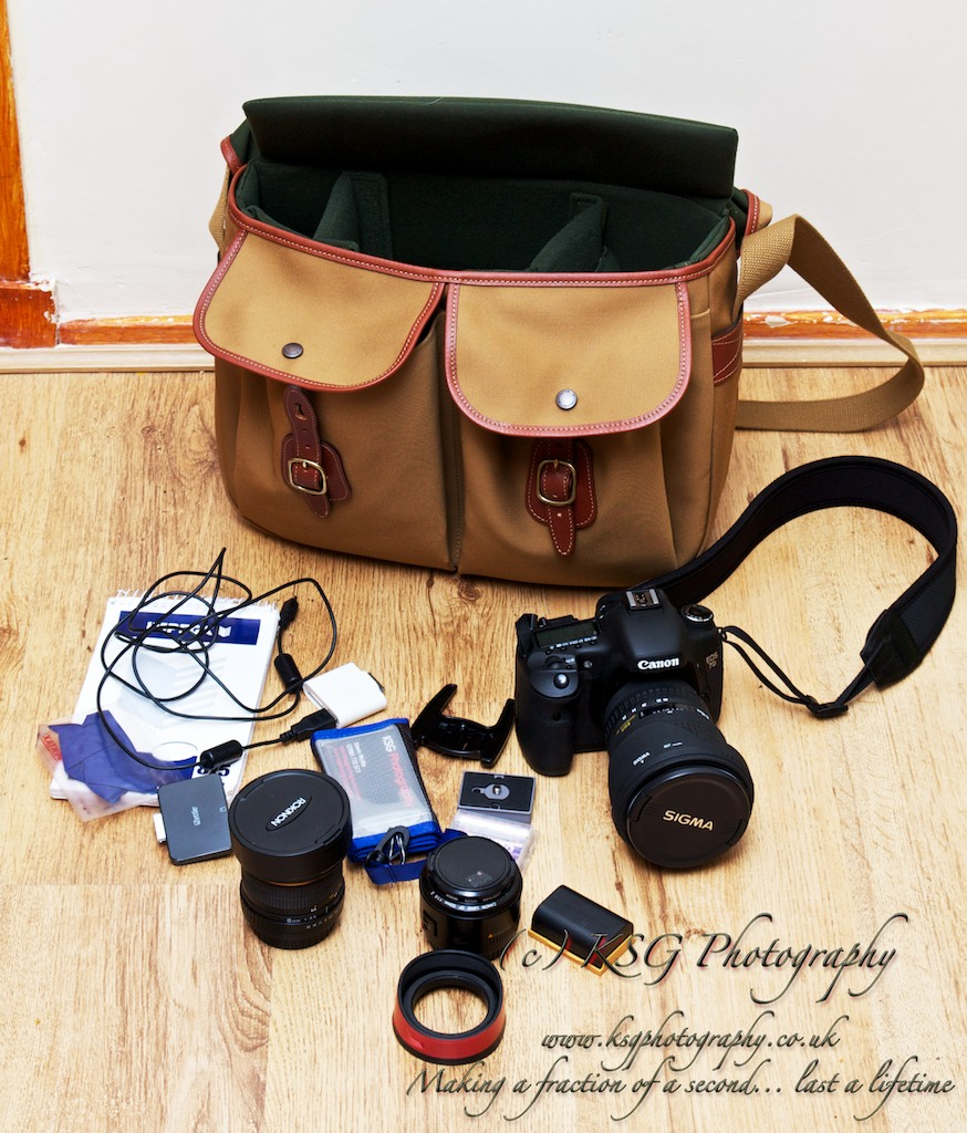 Billingham Hadley Large Review Ksg Photography Pro Shoulder Bag Khaki Chocolate Leather The Everyday Kit 7d And 20 40 Attached With 50mm 8mm Lenses I Stack These On One Side Of Supply A Couple Long Dividers For