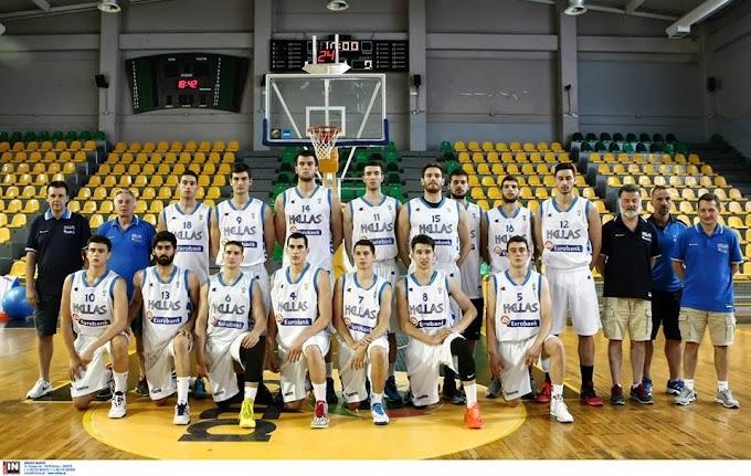 Προορισμός Ηράκλειο για την Εθνική Νέων Ανδρών- Ενσωματώνονται και οι τρεις του Ολυμπιακού