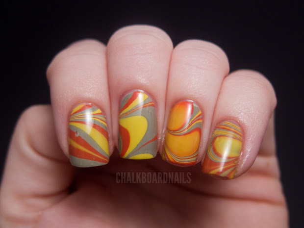 successful water marble
