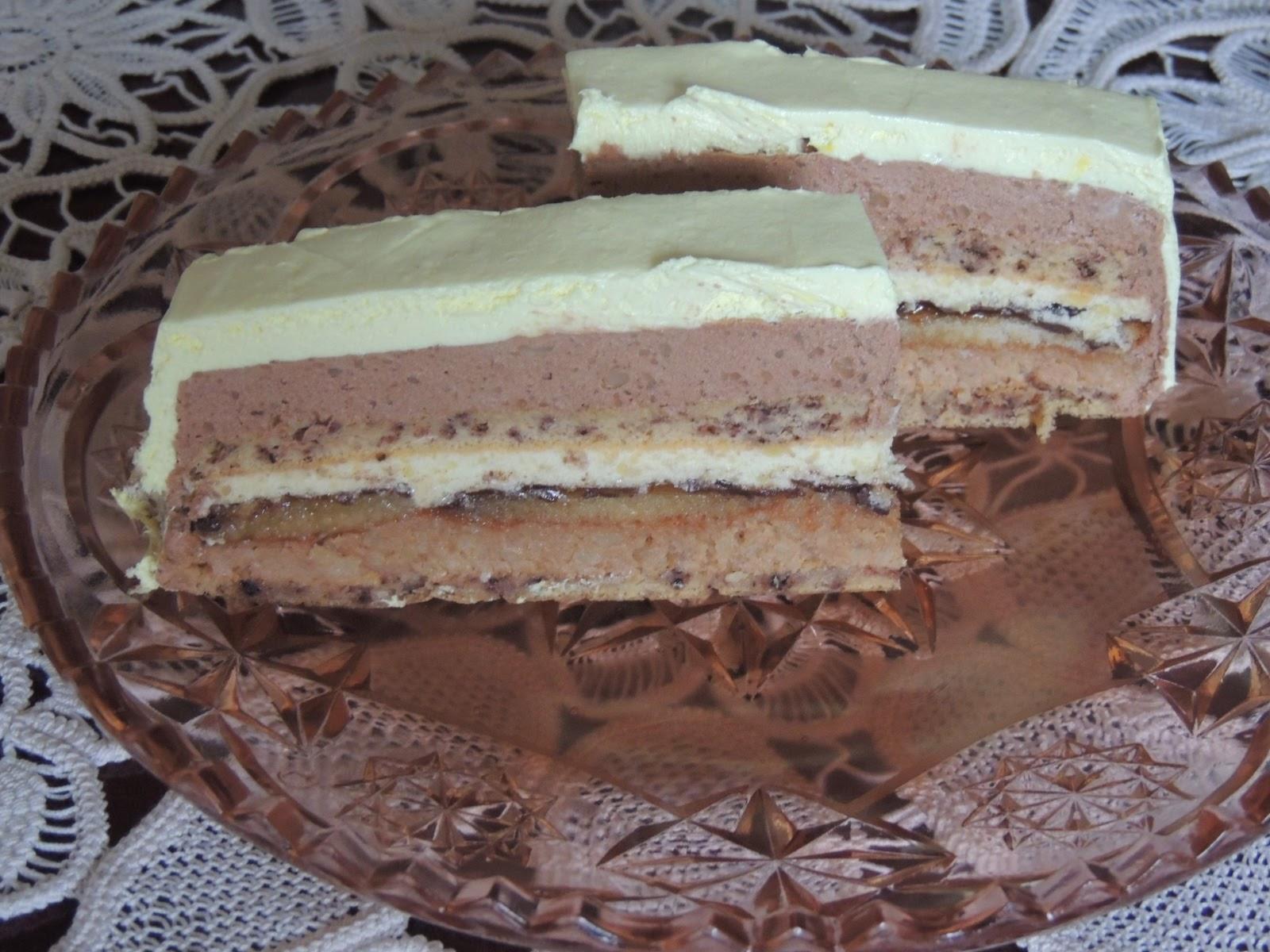 Jaffa keks torta