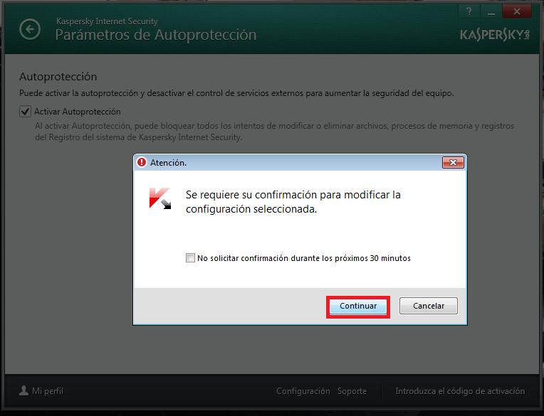 Cerrar o salir de KIS 2014 (desde la barra de tareas de windows)