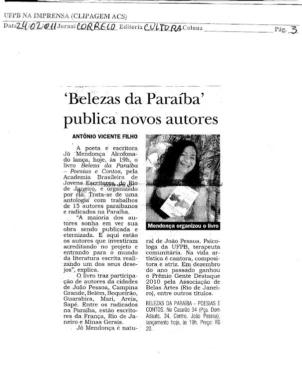 BELEZAS DA PARAIBA