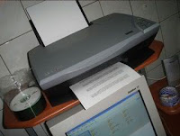 printer, kertas, contekan, curang, kampusan, ums, ilmu