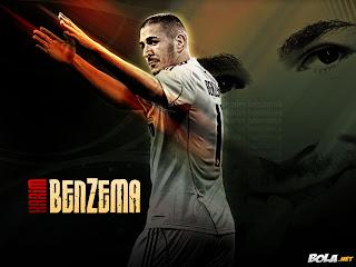 Karim Benzema Wallpaper 2011 4