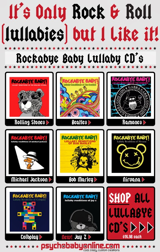 Shop All Rockabye Baby Lullabies for Babies
