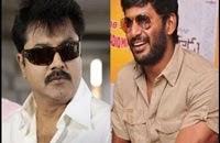 ADMK Actor Supports Vishal against Sarath Kumar in Actors Association Election