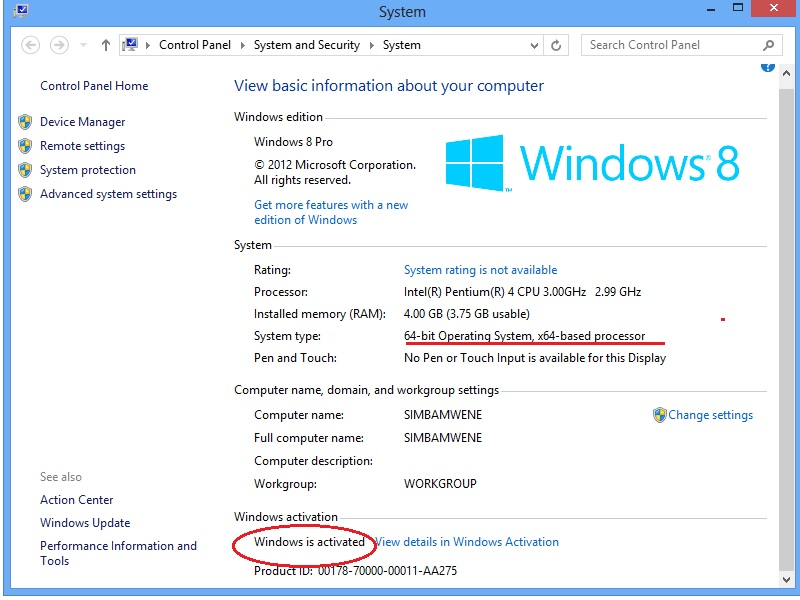 Windows 8 activator 100 working tested all version