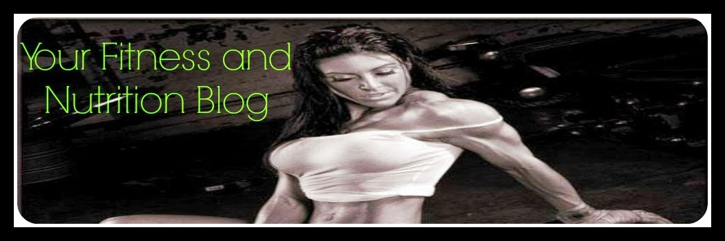 Your Fitness And Nutrition Blog