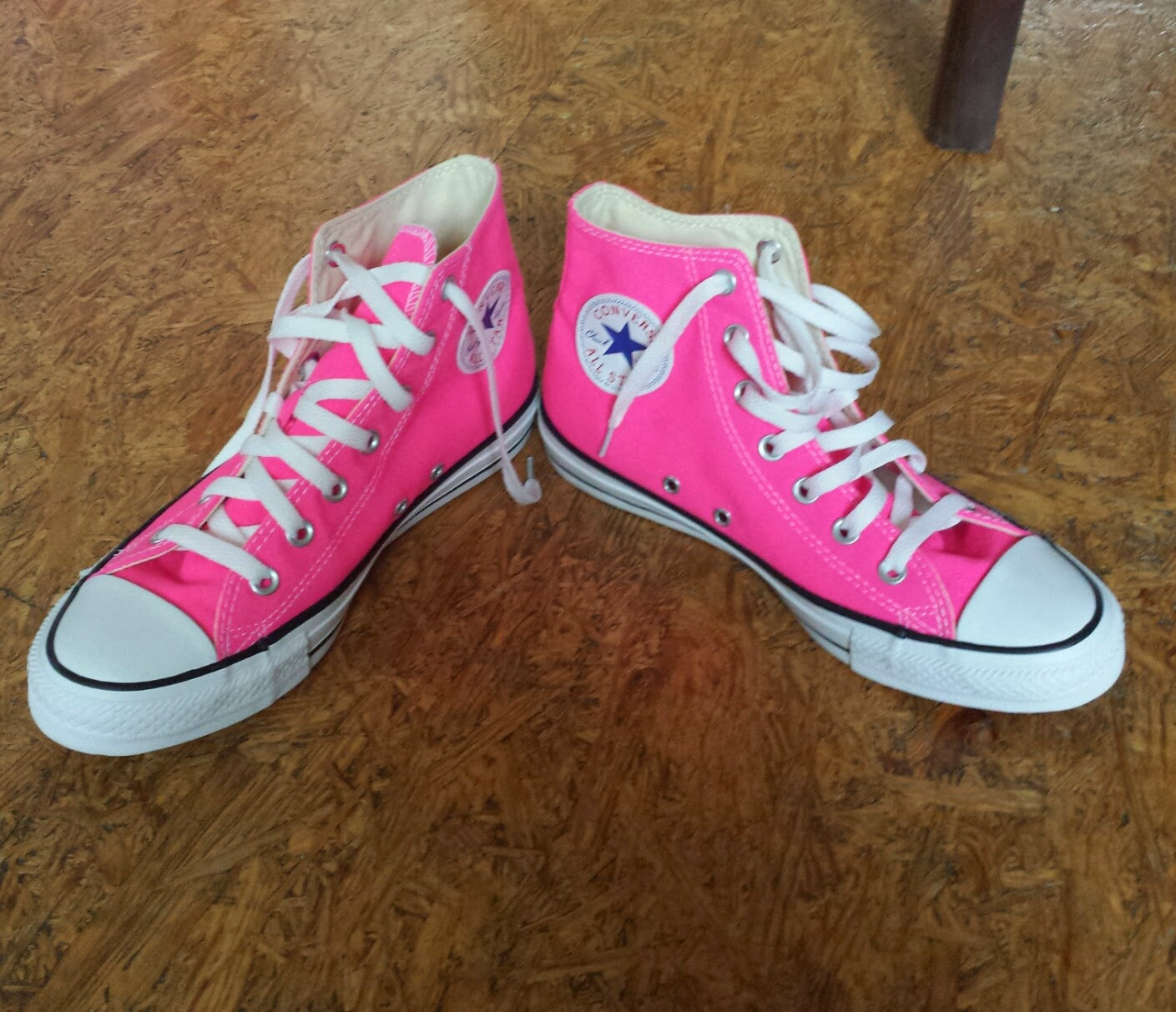Pink Chucks von Converse, All Stars