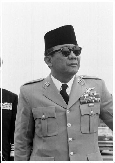 Soekarno : Bapak Bangsa Indonesia
