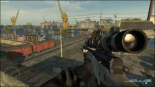 08p Sniper The Manhunter PC Game