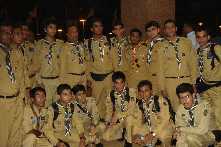 boy scouts pakistan essay