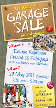 Join us @Garage Sale P16 Putrajaya