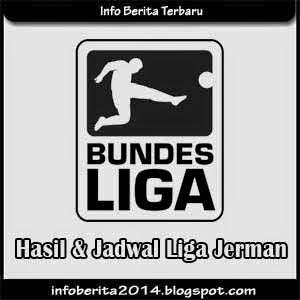 hasil dan jadwal Bundesliga Jerman