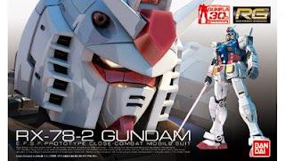 Real Grade 1/144 RX-78-2 Gundam