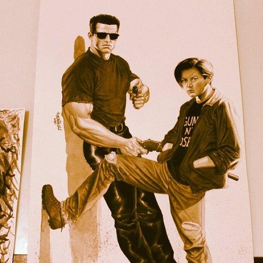 Terminator 2 por JacksonHerbert