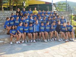 THASSOS 2011-΄΄PITSAS CAMP΄΄