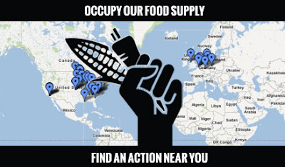 Today is Occupy Our Food Supply Day