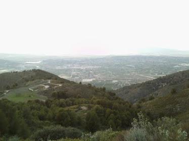 EL CHARCO, Sierra de Carrascoy