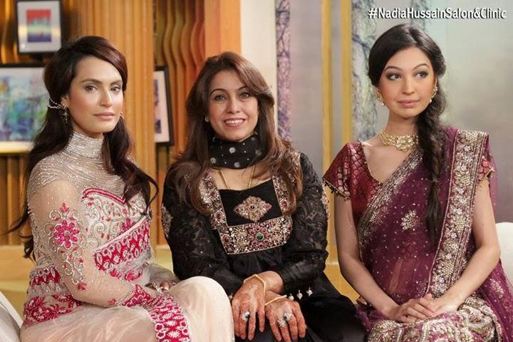 Nadia Hussain Salon And Clinic