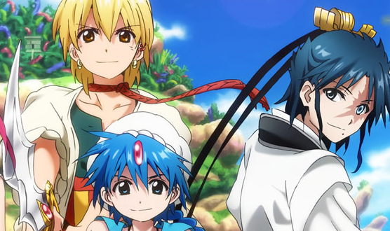 Magi: The Kingdom of Magic [16/??] [MEGA]