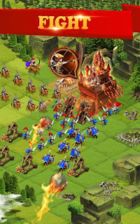Royal Empire: Realm of War v1.5.2 Apk Terbaru