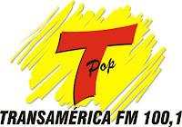 quero ouvir a Rádio Transamérica FM 101,3 ao vivo e online Rio de Janeiro RJ