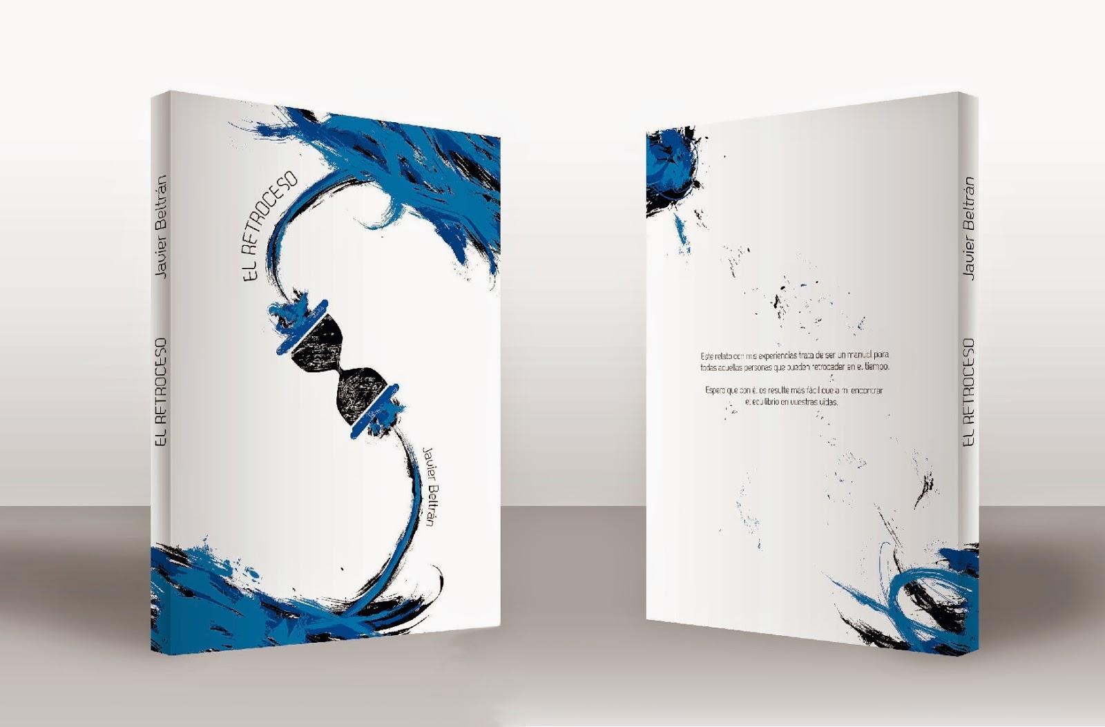 portada, cover, libro, book, retroceso, viaje en el tiempo, time travel, diego burdío, javier beltrán, time travel, best book, ciencia-fiición, sci-fi, best cover, mejor portada libro, original