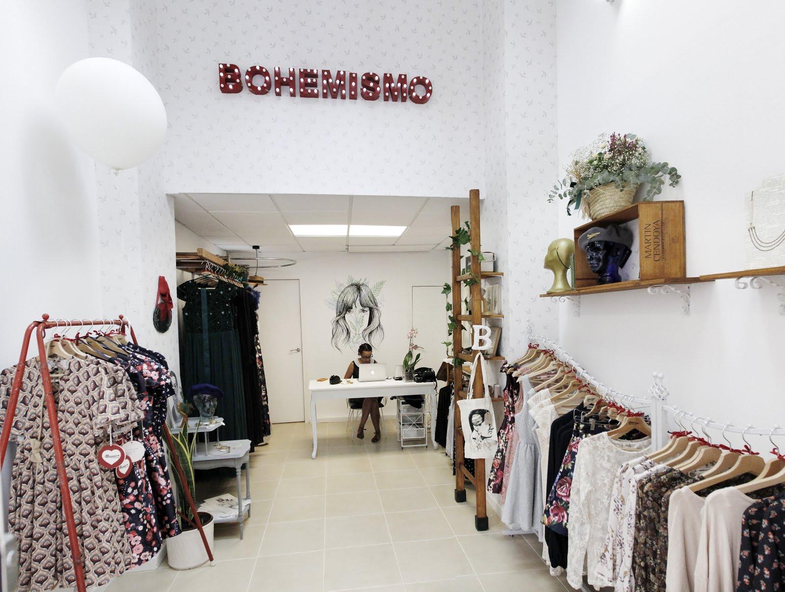¡Ven a vernos a Bohemismo Boutique!
